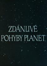 Zdánlivé pohyby planet