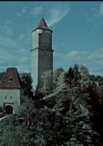 Královský hrad Zvíkov