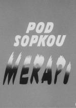 Pod sopkou Merapi